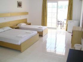 Ostrov Rhodos a hotel Fantasy - ubytování