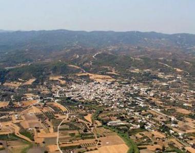 Rhodos - vesnice Soroni