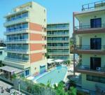 Ostrov Rhodos a hotel Alga