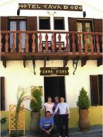 Rhodoský hotel Cava d'Oro