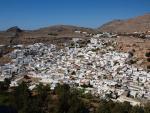 Ostrov Rhodos a vesnice Lindos