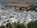 Řecký ostrov Rhodos - městečko Kolymbia